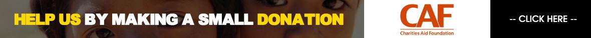 Donation Strap Horizontal