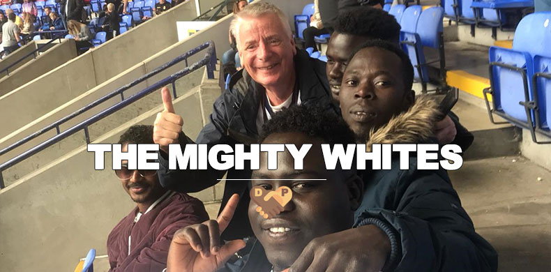 The Mighty Whites!